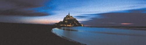 Mont St. Michel by Koji Yamashita