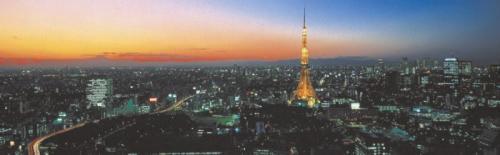 Tokyo by Kazutaka Yanai