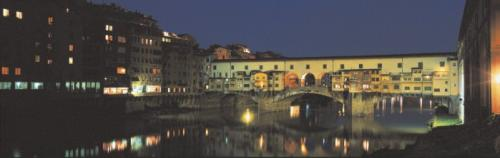 Ponte Vecchio Bridge, Florence by Thomas Winz