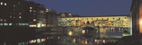 Ponte Vecchio Bridge, Florence by Thomas Winz