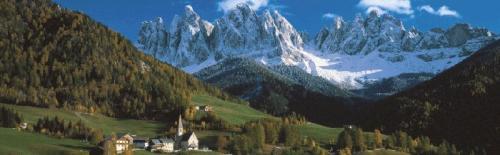 The Dolomites, Italy by Jack Krawczyk