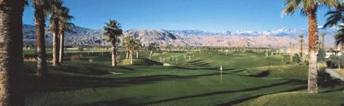 Desert Spring Golf Course, California by Mark Segal