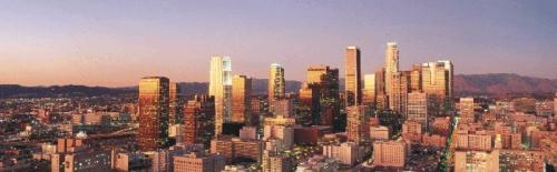 Los Angeles, California by Tomas Barbudo