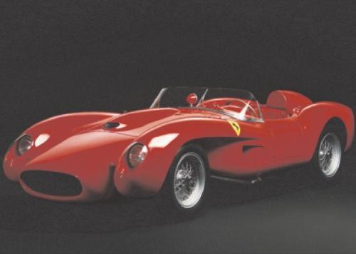 Ferrari Testarossa, 1958 (large) by Silvano & Paolo Maggi