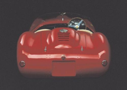 Ferrari 375 Plus, 1955 by Silvano & Paolo Maggi
