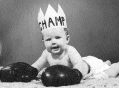 The Champ by Babies Collection