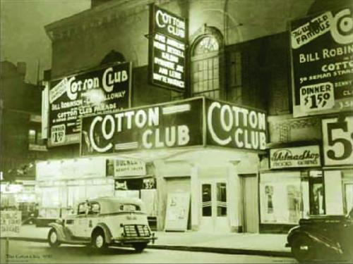 The Cotton Club, 1936 by B & W Collection