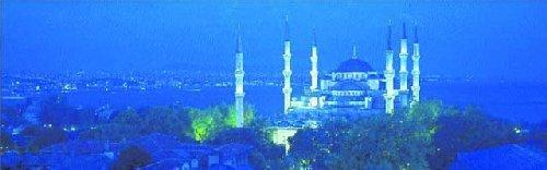 Blue Mosque, Istanbul, Turkey by John Lawrence