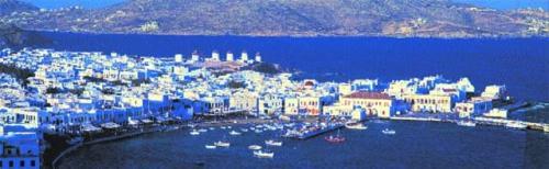 Mykonos, Greek Islands by Lee Frost
