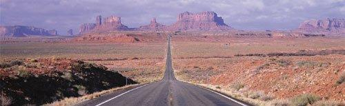 Monument Valley, Arizona by John Lawrence