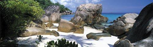 Anse Patates - La Digue - Seychelles by Harris Granville