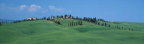 Tuscany, Italy by Paul Franklin