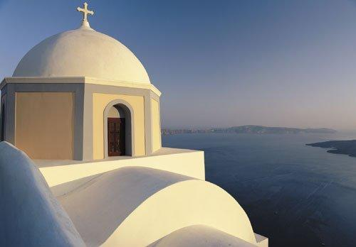 Thira - Santorini by C.H. Hermes