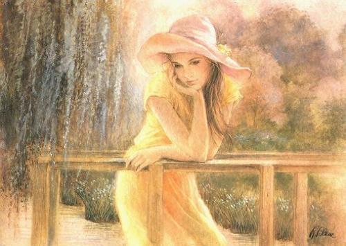 Romantica 1 by Raffaela Blanc