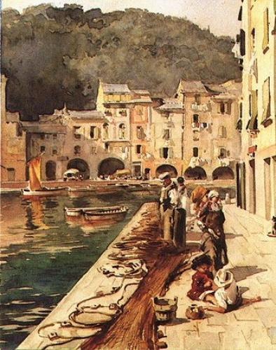 Portofino 1 by Grafonara