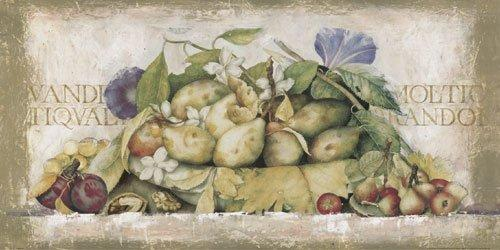 Bowl of Fruits II by G.P. Mepas