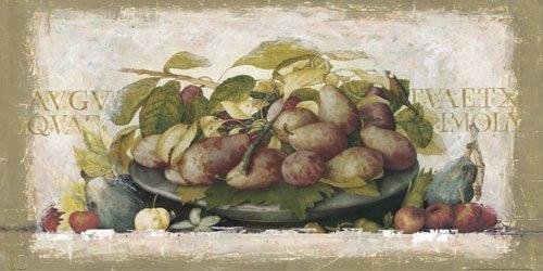 Bowl of Fruits III by G.P. Mepas