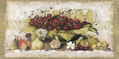 Bowl of Fruits IV by G.P. Mepas