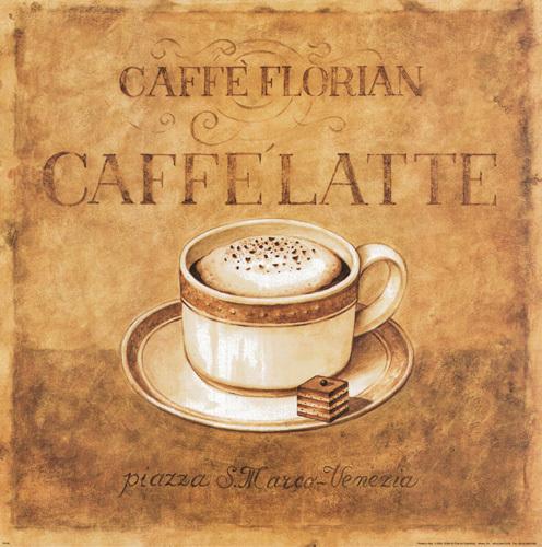 Caffe Latte by Hervé Libaud