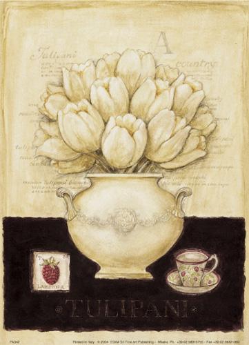 Tulipani II by G.P. Mepas
