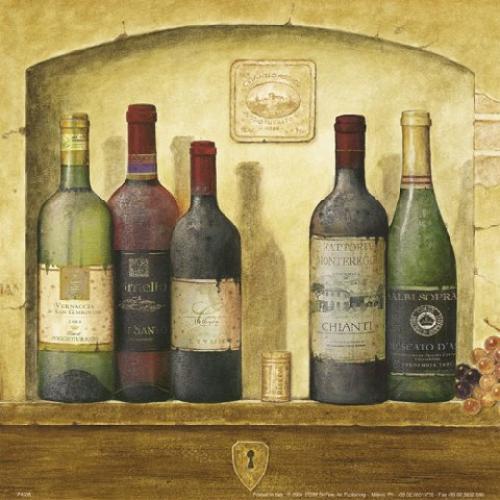 Vino IV by G.P. Mepas