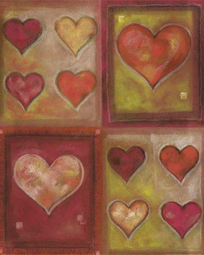 Hearts I by G.P. Mepas