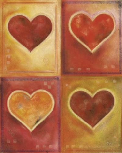Hearts II by G.P. Mepas