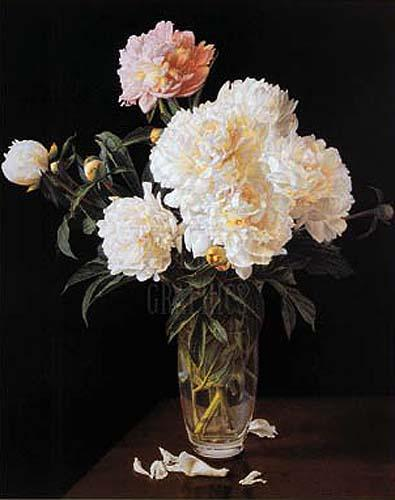 Nottingham Peonies by Bill Vuksanovich