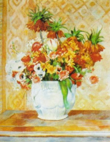 Still Life by Pierre Auguste Renoir