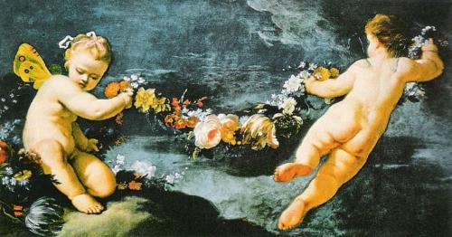 Vernal Allegory by Johann Heinrich