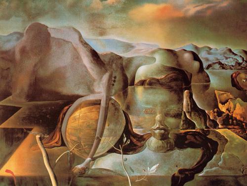 L'Enigme sans Fin, 1938 by Salvador Dali