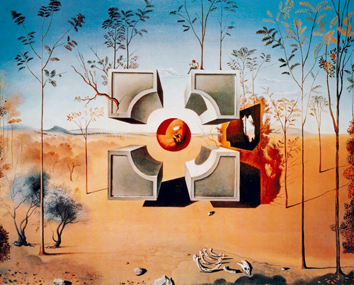 Untitled, 1948 by Salvador Dali