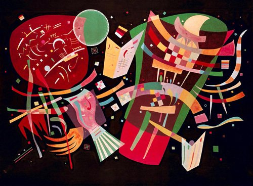 Komposition X, 1939 by Wassily Kandinsky