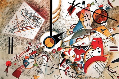 Untitled, 1923 by Wassily Kandinsky