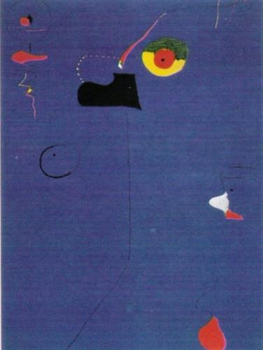Fratellini by Joan Miro