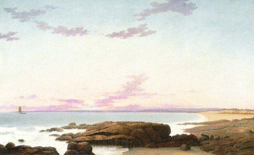 Ipswich Bay, 1862 by Fitz Hugh Lane