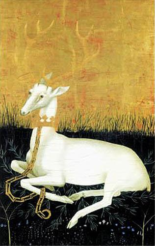 White Hart by Wilton Diptych