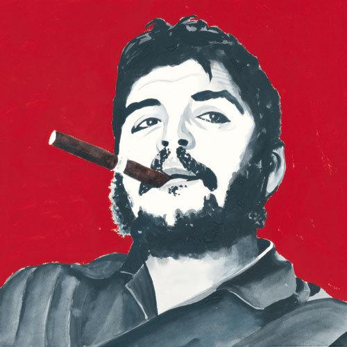 Che Guevara by Irene Celic