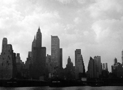 New York Skyline, 1960s by Mirrorpix