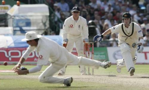 The Ashes 2005 - 3 by Mirrorpix