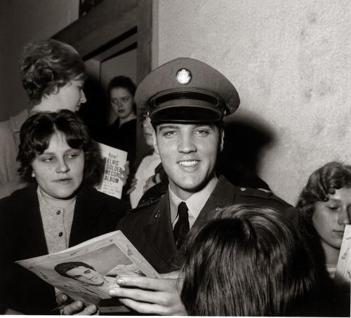 Elvis Presley, 1962 Germany by Mirrorpix