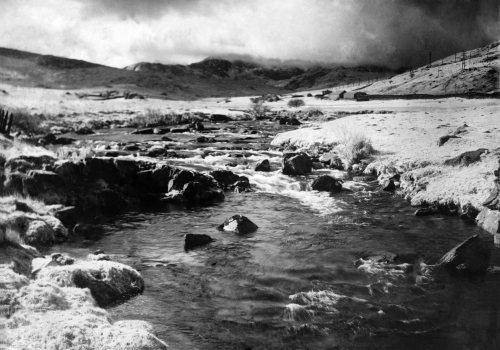 Snowdonia, 1952 by Mirrorpix
