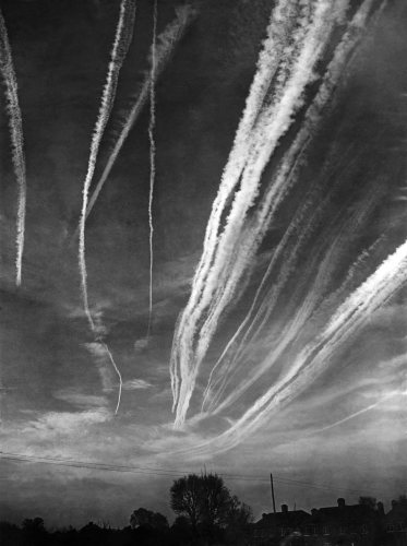 Allied Air Armada, Southern England 1945 by Mirrorpix