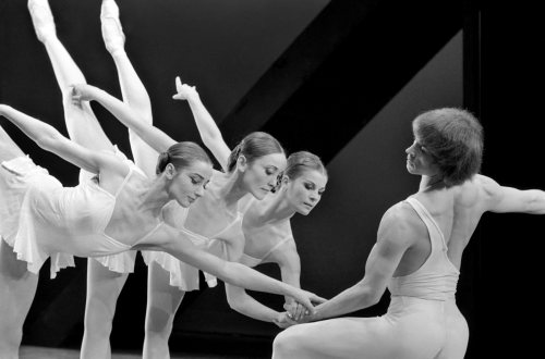 The Dutch National Ballet by Mirrorpix
