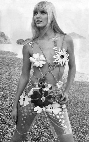 Beachwear fashions by Mirrorpix