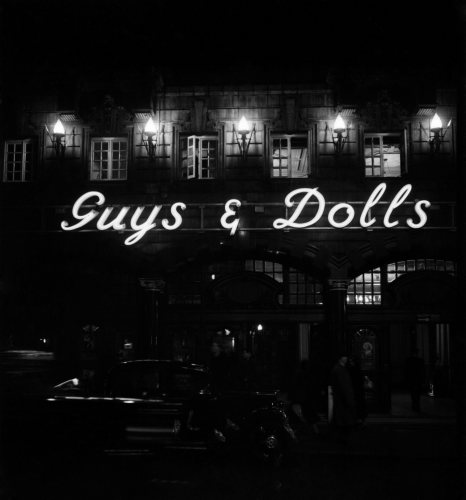 London Theatres, Guys and Doll by Mirrorpix
