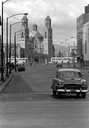 General Street scenes of Mexico City by Mirrorpix