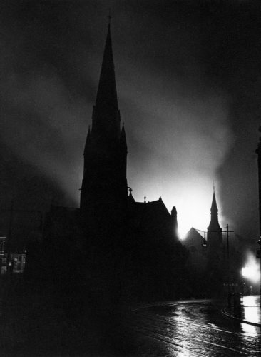 London Blitz, 1940 by Mirrorpix
