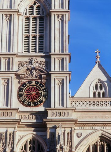 Westminster Abbey London by Mirrorpix