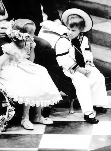 Prince William by Mirrorpix